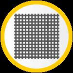 Textilscreen