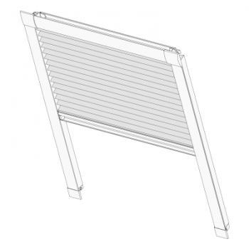 COSIFLOR®-Wabenplissee Dachfenster Comfort