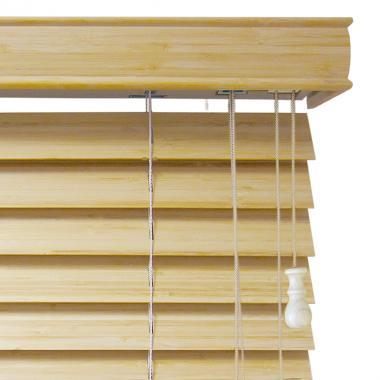 Bambus-Jalousie 50 Schnur/Schnur