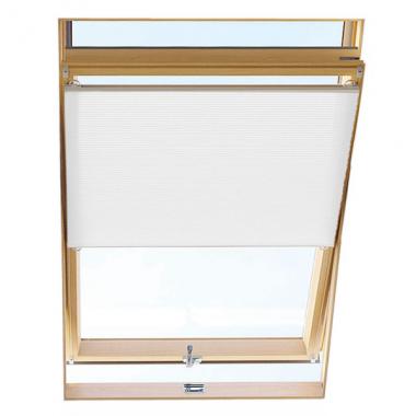 Dachfenster-Wabenplissee