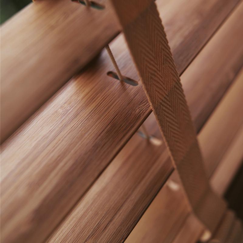 Bambus-Jalousien